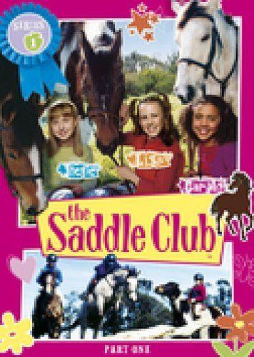 Saddle Club, Series 1, Part 1 [DVD]: Amazon.co.uk: Sophie Bennett, Keenan Macwilliam, Lara Jean Marshall, Kia Luby, Glenn Meldrum, Janelle Corlass-Brown, Heli Simpson, Arnie Custo, Lynn Bayonas: DVD & Blu-ray