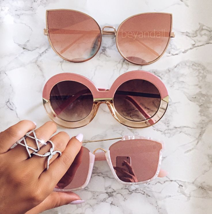 Check out Trendy and to die for sunglasses in NUDE available at Beyandall.com