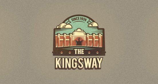 The Kingsway   Logo Design   The Design Inspiration