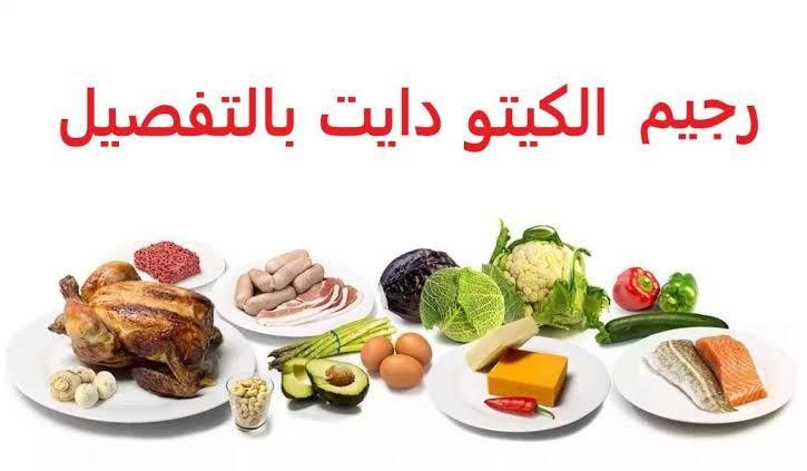 رجيم الكيتو دايت بالتفصيل اكلات نظام الكيتو دايت Keto Diet Keto Diet