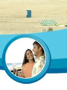 Weekly rate hotels in Wrightsville Beach NC, The Surf Suites, offering affordable Wrightsville Beach lodging