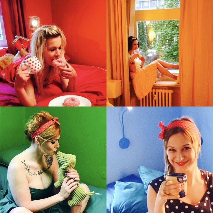 #internesto #inhomestaging  #homestaging #Brno #interiordesign #extreme interioirdesign #redroom #greenroom #yellowroom #blueroom #nestwithlove #interiorphoto #unitedcolorsofbrno #lifeiscolorful #dreamjob #onecolorroom