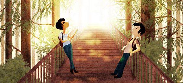 Η Ινδή εικονογράφος και μαμά Nindi Chanani παρουσιάζει σε 10 υπέροχες εικόνες μία όμορφη, αληθινή ιστορία οικογενειακής αγάπης που θα σας συγκινήσει!