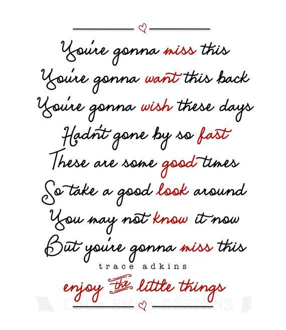 Gonna Miss You All Quotes: These Are Some Good Times.