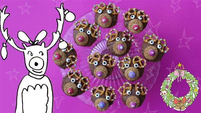 Jills Jingle Bells 2: Hoe maak je rendiercupcakes?