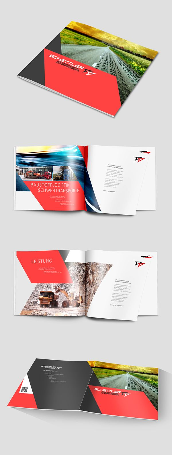 Beatuiful Concept for brochure design Best Examples of Brochure Design Projects for Inspiration