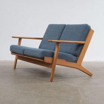 Hans Wegner GE290 Sofa