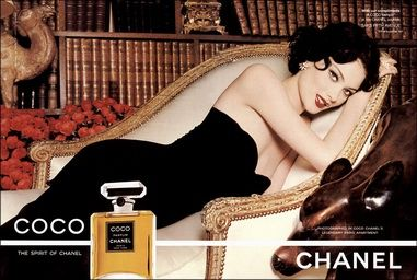 Coco Chanel perfume - a fragrance for women 1984