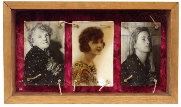 Sweetlove early work - 3 generations