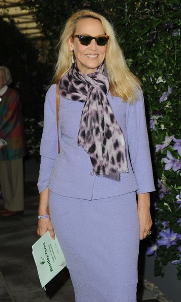 Jerry Hall Photo - Chelsea Flower Show - Press And VIP Preview Day