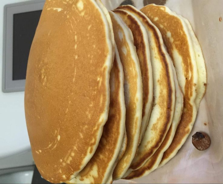 Recipe American Style Pancakes by AliUre - Recipe of category Baking - sweet