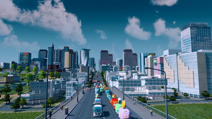 What are the Best City Building Games for the PC: 1. Cities: Skylines