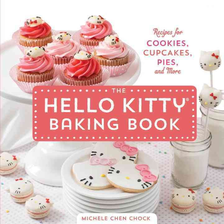 No one does sweet like Hello Kitty! Filled with simple recipes, beautiful yet playful photography, and Hello Kitty�s signature charm, <i>The Hello Kitty Baking Book </i>is a cookbook that�s yummy through and through. From Hello Kitty Cake Pops to Choco...