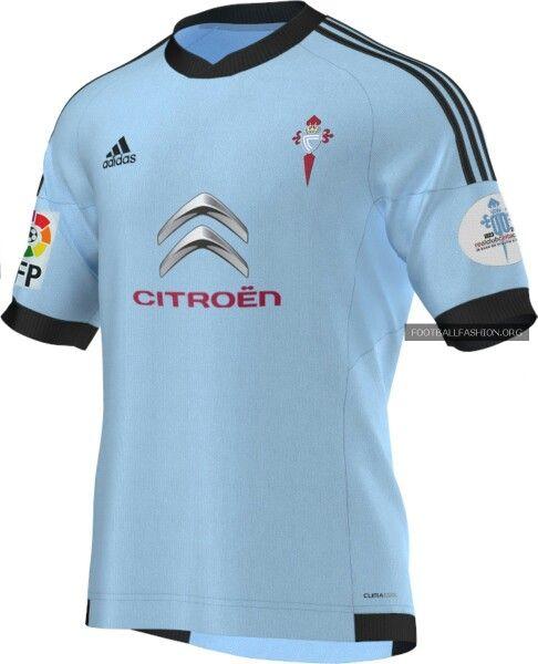 Celta Vigo 2013/14 Home Adidas Jersey