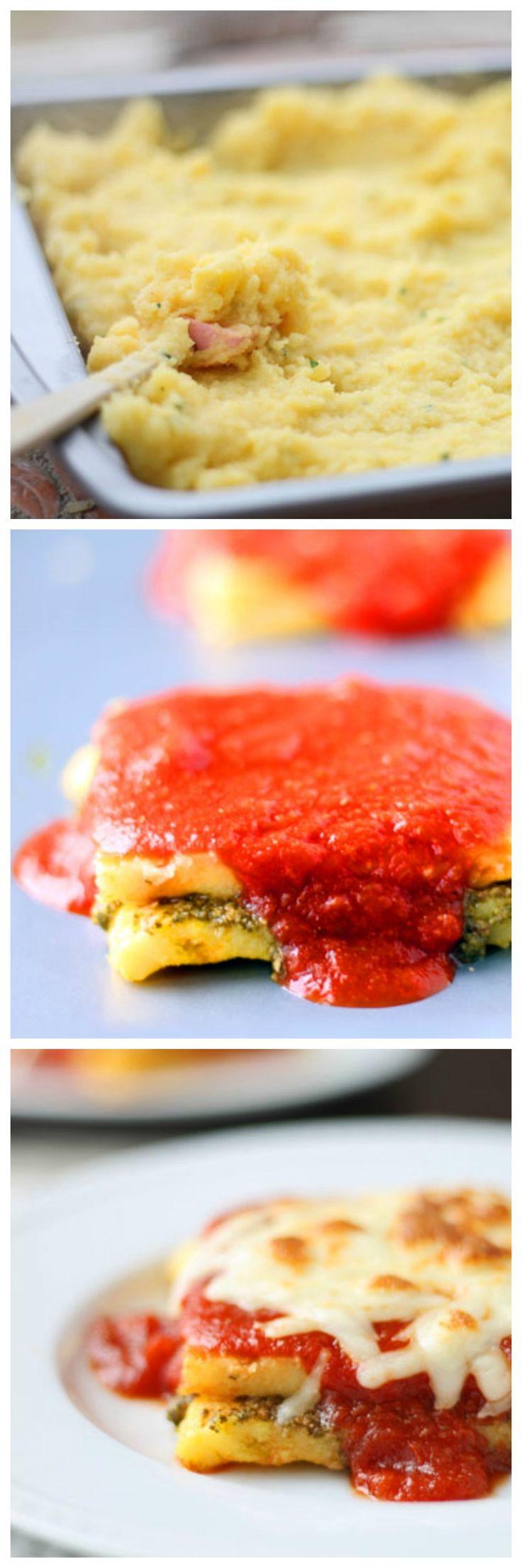17 Best ideas about Polenta Lasagna on Pinterest | Polenta recipes ...