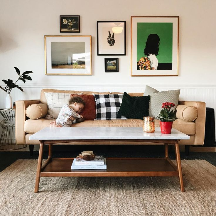 Gorgeous Gallery Wall Featuring Our Olympia, Providence, Mercer Slim, And  Richmond Frames.