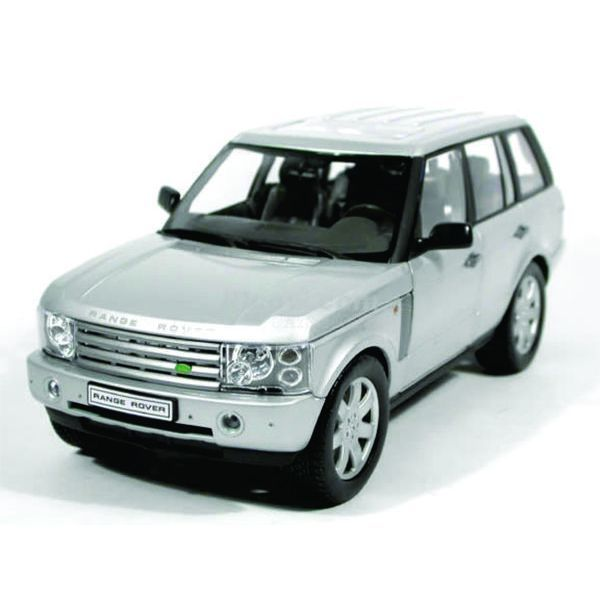 Range Rover - 12536W-SIL Welly 1:18 Scale