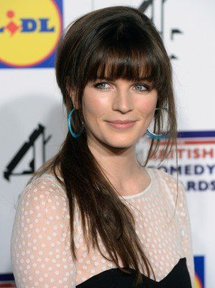 Aisling Bea at the British Comedy Awards - OH MY GOODNESS, THIS LADY IS SOOO BEAUTIFUL.