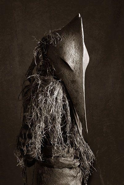 """Totoa ~ """"Chokwe"""" mask, Zambia                              …"""