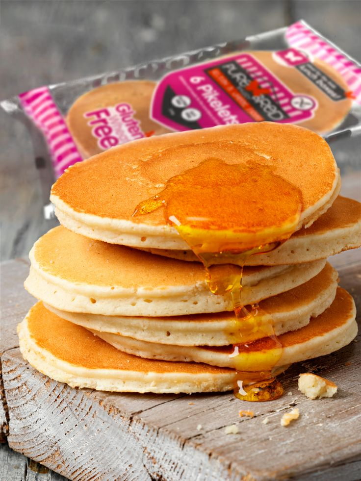 PureBred's brand new gluten free Pikelets!