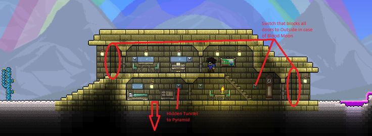 terraria how to find floating islands on a large world