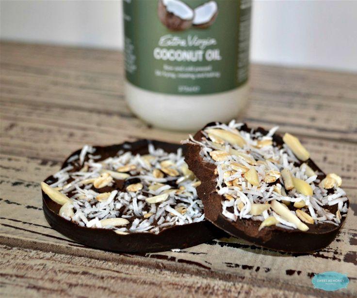 Sugar Free Chocolate Bars - Sweetashoney