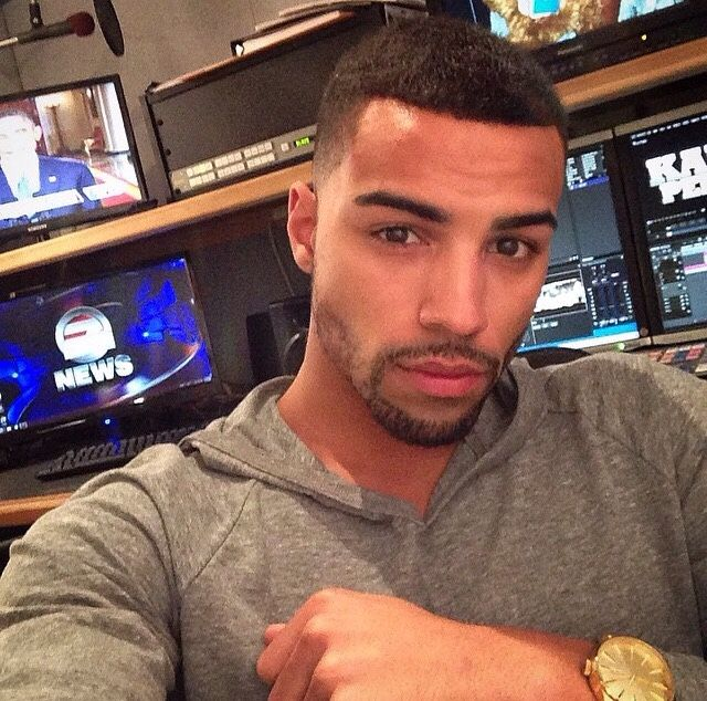 Mixed black guys