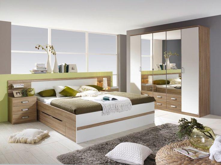 39 best Bedrooms images on Pinterest Bedroom, Oak tree and Bedrooms - schlafzimmer set 180x200