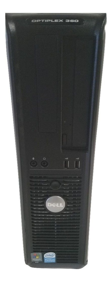 Dell Optiplex 360 Desktop Pentium Dual 2.4Ghz 160GB 2GB Windows Vista