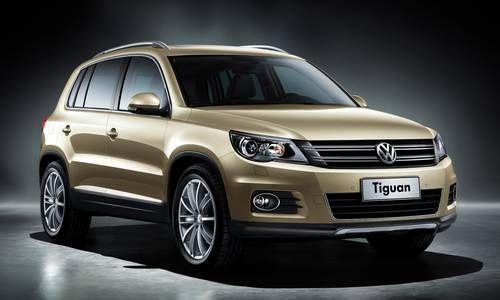 #Volkswagen #Tiguan. Impactante, elegante con un frontal deportivo.