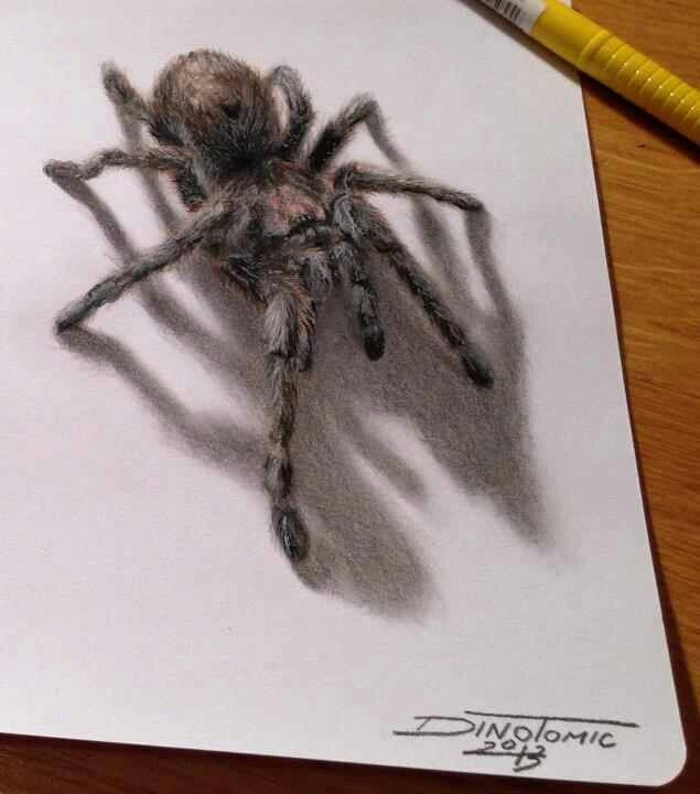 151 best 3D pencil drawing images on Pinterest