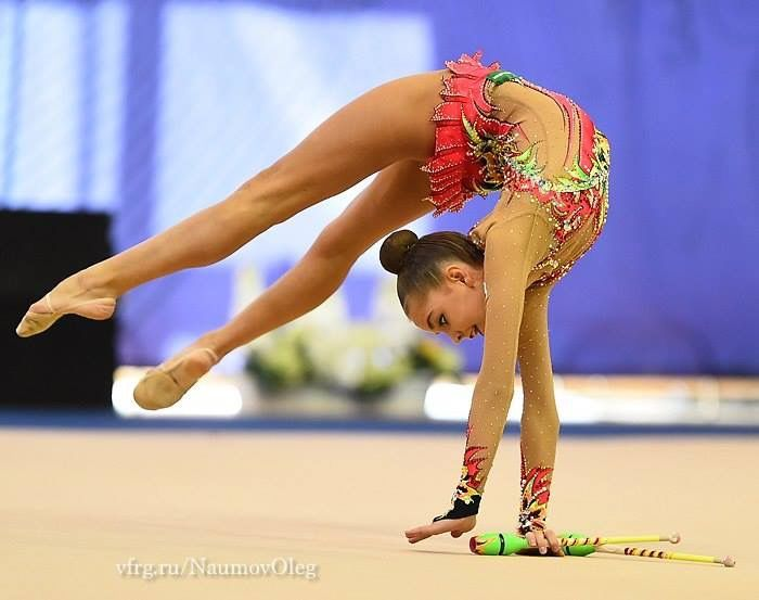 Dina AVERINA ~ Clubs @ Russian National Championship 2017 in Penza Photographer Oleg Naumov.