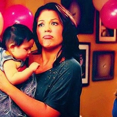 awww Callie and Sofia <3   Callie, why are you so perfect