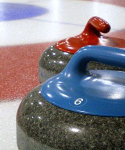 "Curling ""Rocks"""