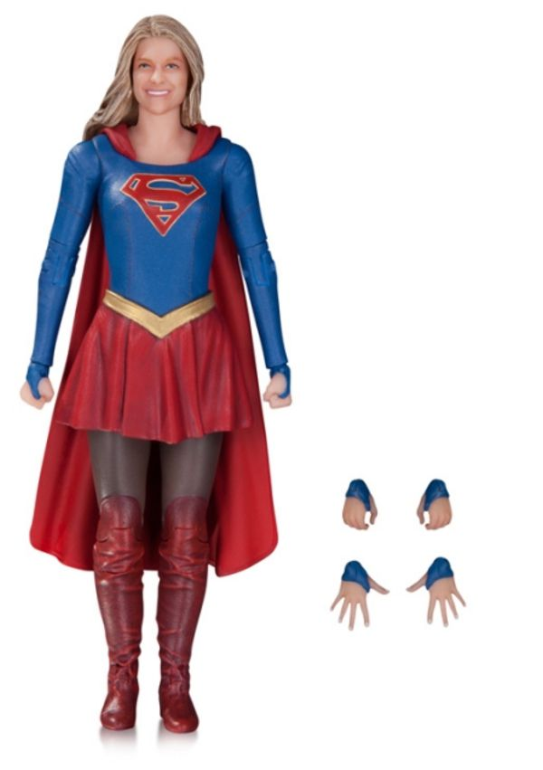 """New DC Collectibles 7"""" Supergirl, Legends Of Tomorrow & Constantine TV Series Figures Revealed"""