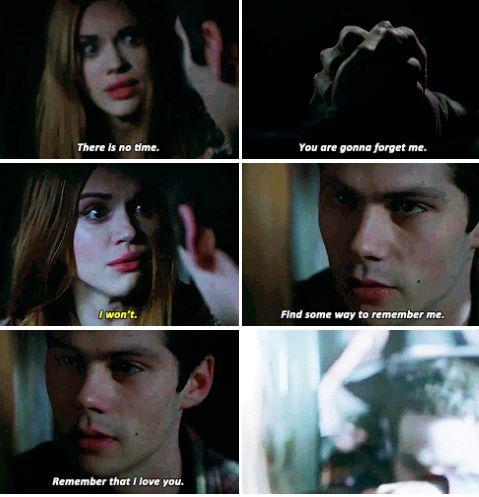 "Teen Wolf - Season 6 - Stydia NEW TEEN WOLF TRAILER - ""REMEMBER THAT I LOVE YOU"""