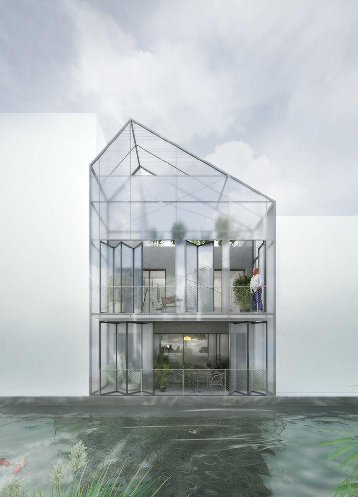 2 maisons à Ginko | 2:pm architectures
