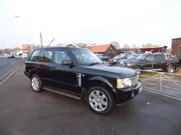 2007 (07) Land Rover Range Rover 3.6 *TDV8 *VOGUE SE For Sale,Cinque Ports Motor Company,Used car sales,Hastings,Bexhill,Eastbourne,Rye,Ashford,Folkestone,East Sussex,Kent - Image 3