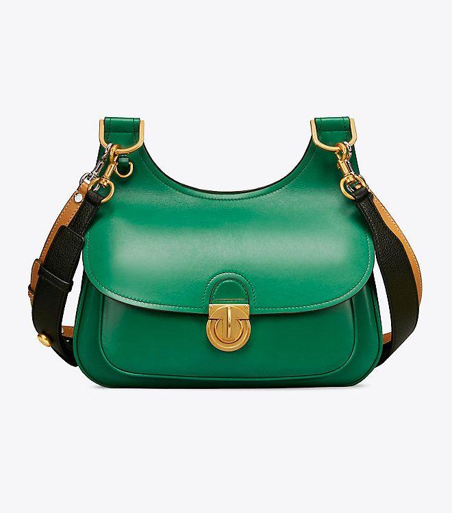 f5af943d35c89 Visit Tory Burch to shop for James Saddlebag and more Womens Cross-Body Bags.  Find designer shoes