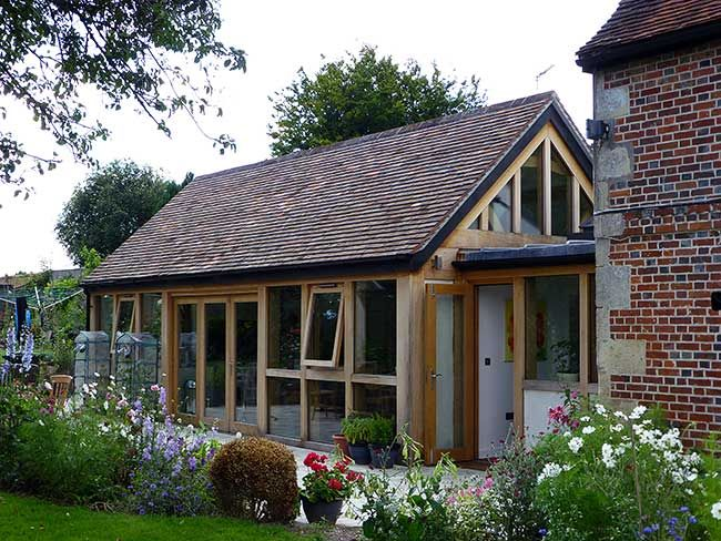 19 best images about house extension on pinterest for Cottage extension designs