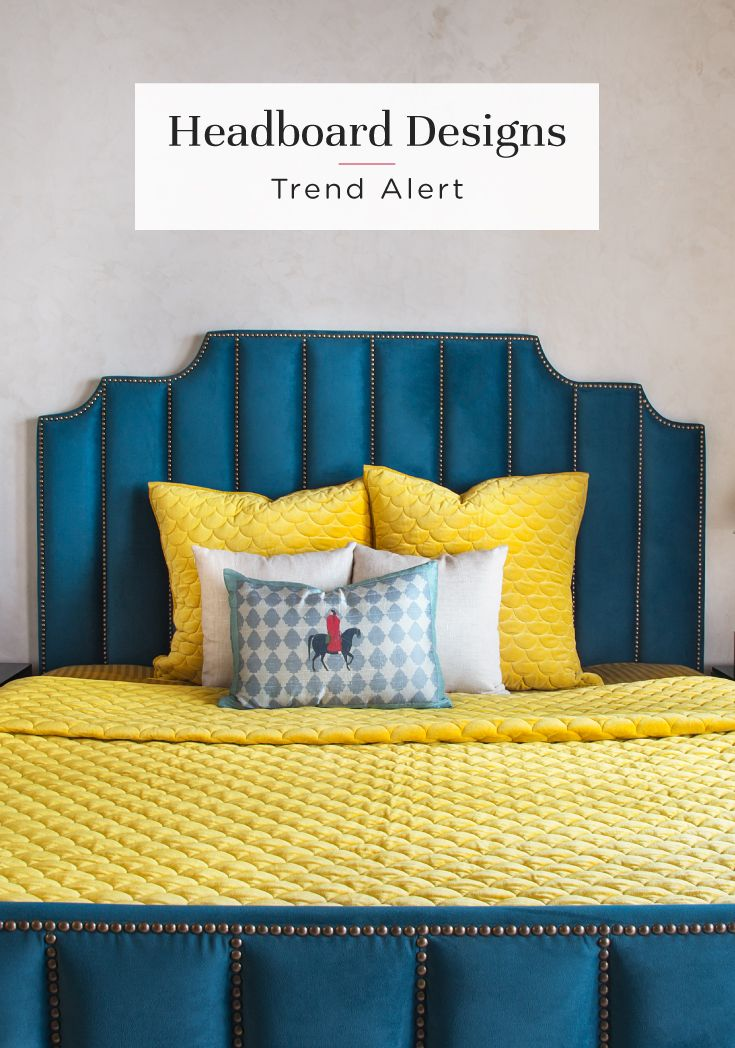 6 Trendy Headboard Styles For Your Bedroom Headboard Styles Bed