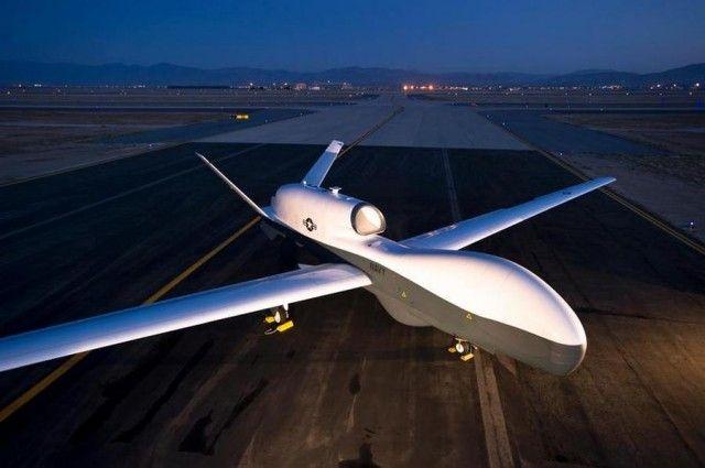 New Triton Maritime Spy Drone ready for Takeoff
