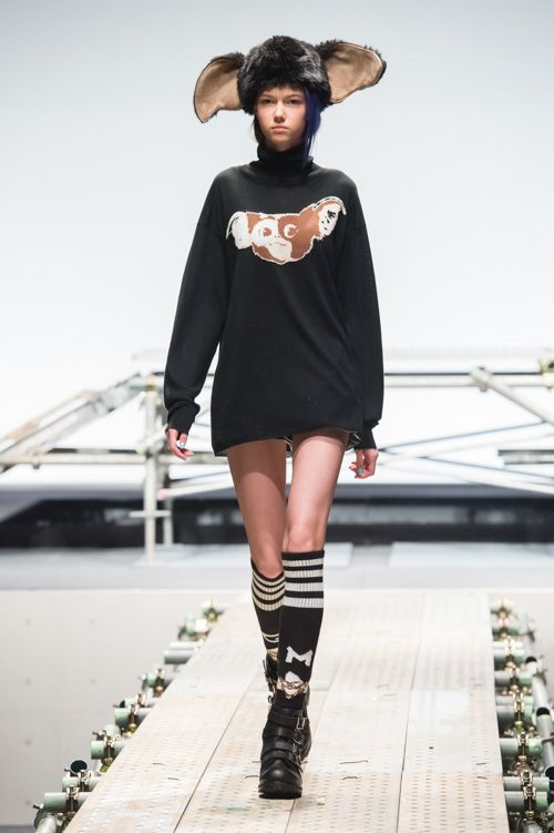 MILK / MILKBOY 2015年秋冬コレクション - ロリータの聖地・原宿で『グレムリン』とコラボ   ニュース - ファッションプレス