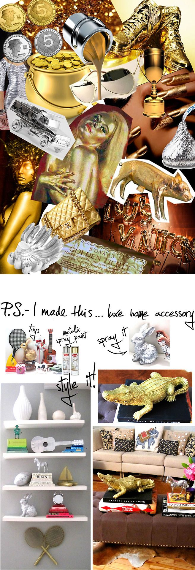 Luxe Home Accessory « P.S. – I Made This…