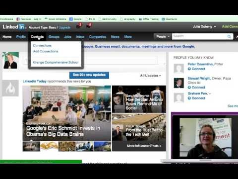 how to add video to linkedin