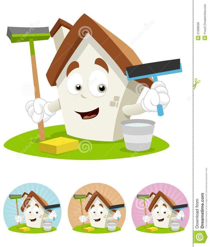 Limpiar dibujo animado buscar con google clean - Limpieza en casas ...
