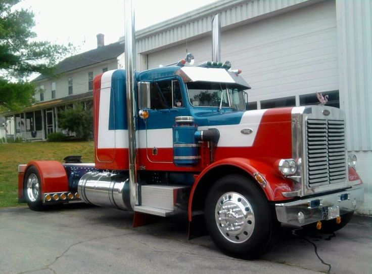 Best Peterbilt Trucks Images On Pinterest Peterbilt Trucks