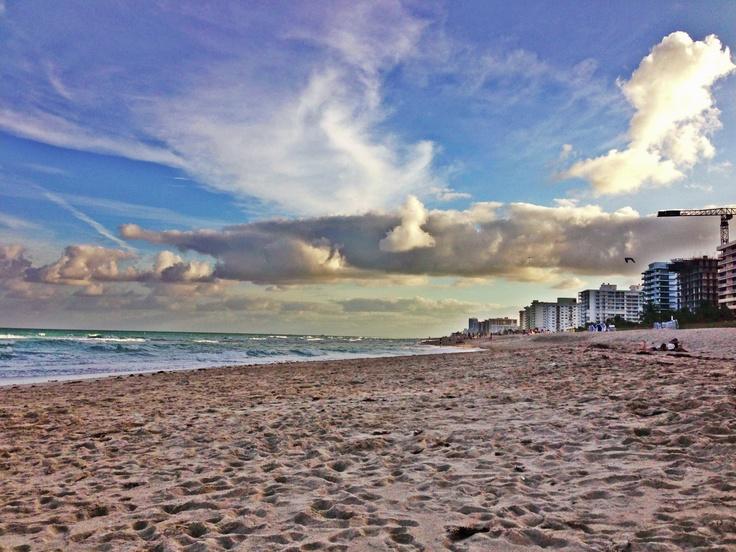 Surfside, Florida.