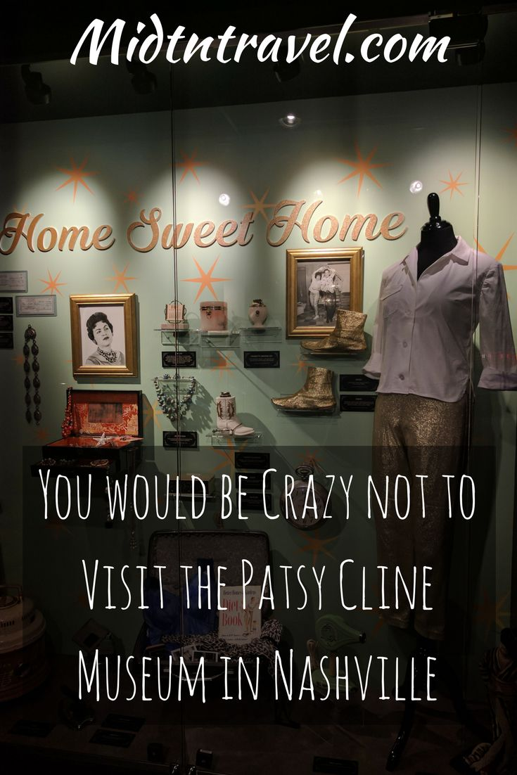 Patsy Cline made a huge impact on music. Her life was cut short by tragedy, but her legacy endures. The Patsy Cline museum in Nashville, Tennessee documents her incredible life. From her humble beginnings in Winchester, Virginia to her untimely death in Camden, Tennessee it tells the story of a music legend.