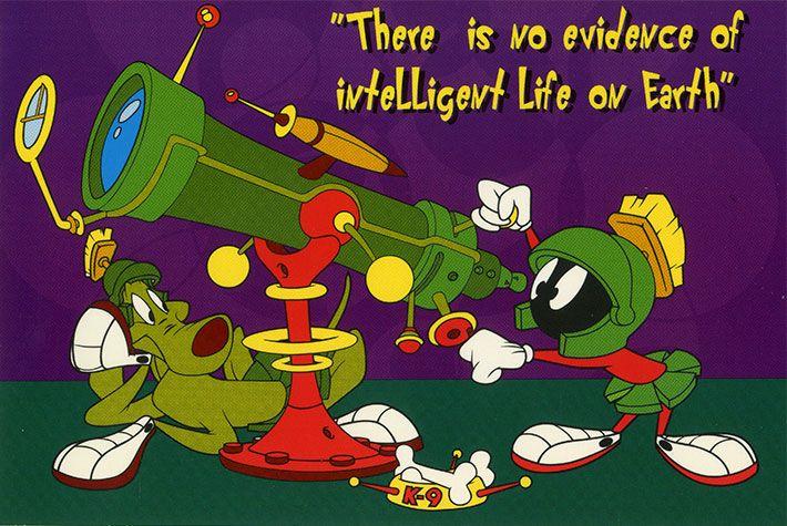 Marvin_Martian_Postcard_Color_Banner_Pixeltoonsink